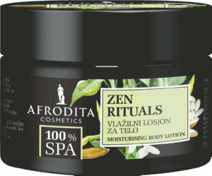 Losjon Afrodita, vlaž., 100 Spa Zen rituals, 200ml