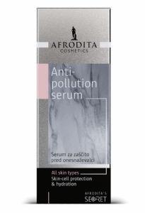 Serum za obraz Afrodita, Secret Anti-pollution, 30 ml