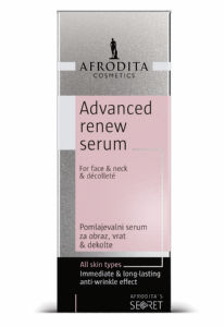 Serum za obraz Afrodita, Secret pomlajevalni, 30 ml