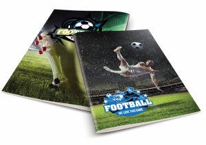 Zvezek A4 črte football