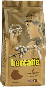 Kava Barcaffe Single Origin, Etiopija, 200g