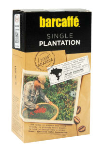 Kava Barcaffe Single Plantation, 250g