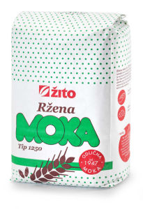 Moka Dobro, ržena, T 1250, 1kg