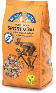 Musli Sport, sadni, 750g