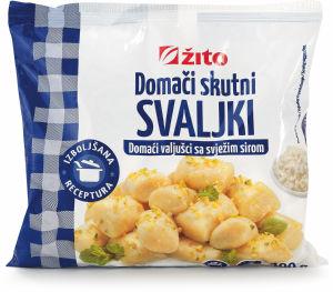 Krompirjevi svaljki Žito s skuto, 400g