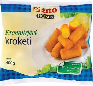 Kroketi Žito, krompirjevi, 400 g