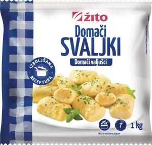 Krompirjevi svaljki Žito, 1kg