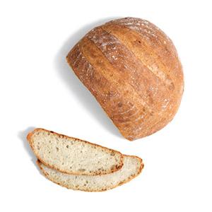 Kruh hleb, mešani, temni, 600g