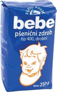 Zdrob Be Be, pšenični, instant, modri, 250g