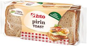 Toast Žito, pirin, 200g