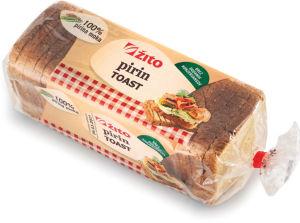 Toast pirin Žito, 500g