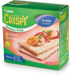 Kruhki Crispy, klasik, 150 g