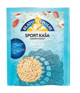 Kaša Zlato polje sport, kokos z datlji, 50g