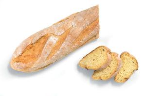 Kruh štruca koruzna, rustikalna, 400g