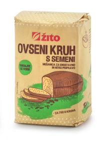 Got.zmes Žito,  ovsena s semeni, 500 g