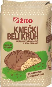 Mešanica za kmečki beli kruh, 600 g