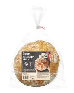 Kruh Žito jelenov, zamrznjen, 500g