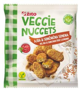 Polpeti Veggie Žito, ajda, sončnice, zamrznjeno, 400 g