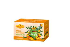 Čaj 1001 cvet, mango breskev, 50 g