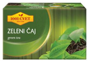 Čaj 1001. zeleni, 36g