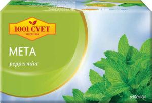Čaj 1001, meta, 30 g
