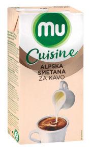 Alpska smetana MU za kavo, 500ml, 10%m.m.