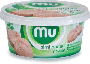 Namaz Mu, sirni s tuno, 140g