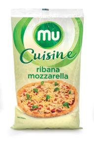 Sir MU Mozzarella, ribana, 330g