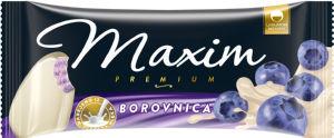 Sladoled Maxim, borovnica, 100ml
