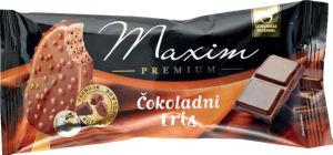 Sladoled Maxim, čokolada tris, 100 ml