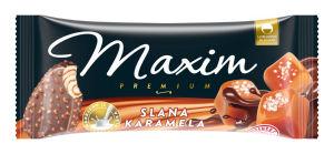 Sladoled Maxim slana karamela, 100 g