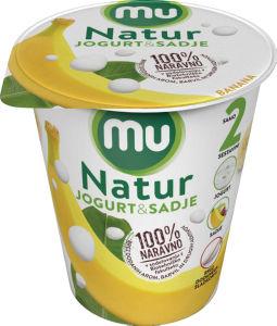 Jogurt Mu Natur sortirano, 140g
