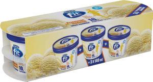 Sladoled Dukat fit vanilija, 3x140ml