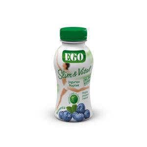 Jogurt Ego Slim&vital, borvnica, 250 g