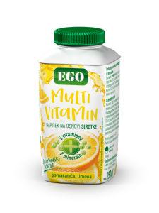 Ego multivitamin, pomaranča, limona, 250 g