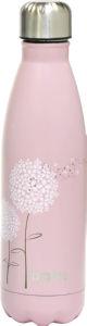 Termo steklenica, roza, 500ml