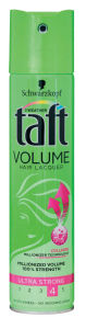 Lak za lase Taft, volume ultra, 250ml