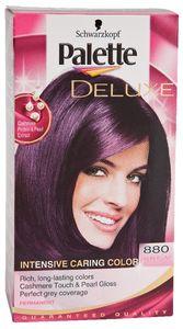 Barva za lase Palette Deluxe, 880, melanc.