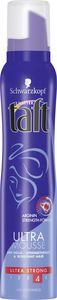 Pena za lase Taft, št. 4, ultra strong, 200ml