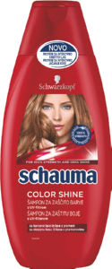 Šampon Schauma, za barvane lase, 400ml