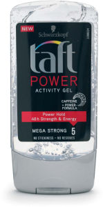 Gel za lase Taft Power, Activity, 150ml