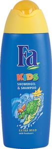 Tuš gel Fa Kids, pirate, 250ml