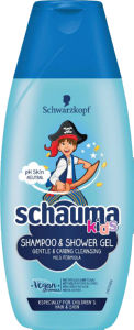 Šampon Schauma Kids, multivitamin,250ml