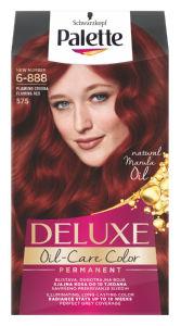 Barva za lase Palette Deluxe, 575, ognj.rdeč