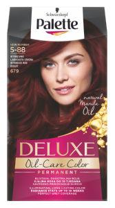 Barva za lase Palette Deluxe, 679, intenzivno rdeče vijolična