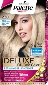 Barva za lase Palette Deluxe 230, be.zl.blon