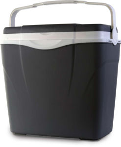 Hladilna torba 25l, siva, 38,5x24x40H