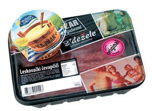 Čevapčiči Z'dežele, Leskovački, 480 g