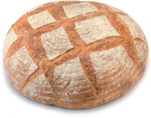 Kruh Gorenjc, polbeli, 1,5 kg