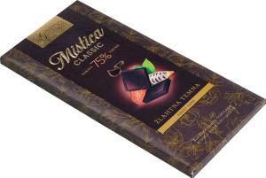 Čokolada Gorenjka, temna, 75%, 100g